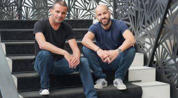 Photo Kader et Mourad sans crédit – mai 2018